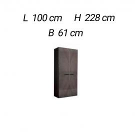 Шкаф 2-дверный Alf Group Olimpia PJOA0010