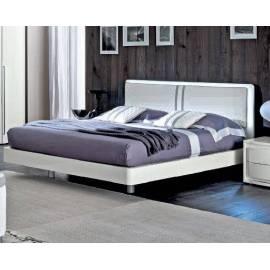 Кровать Vanity Liscio 160 коллекции Dama Bianca Camelgroup с контейнером