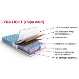 Матрас Aura Lyra light (Лира лайт)