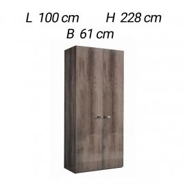Шкаф 2-дверный Alf Group Matera PJMM0010
