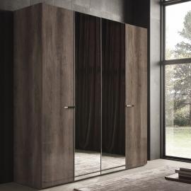 Шкаф 4-дверный Alf Group Matera с зеркалами PJMM0014