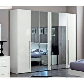 Шкаф 4 створок без зеркал Dama Bianca Camelgroup