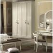 Шкаф 4-дверный Camelgroup Nostalgia Bianco Antico, высокий - Фото 3