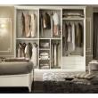 Шкаф 3-дверный Camelgroup Nostalgia Bianco Antico, низкий - Фото 4