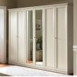 Шкаф 5-дверный низкий Nostalgia Bianco Antico Camelgroup - Фото 1