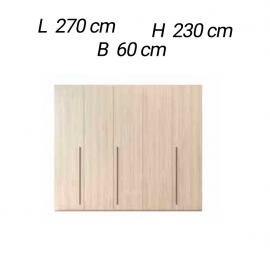 Шкаф 5-дверный Status Perla PLBWLAR05