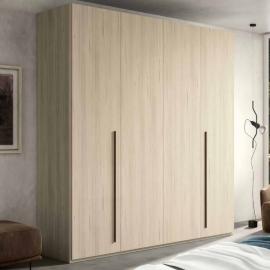 Шкаф 5-дверный Status Perla с зеркалом PLBWLAR05S