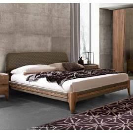 Кровать 180х200 изножье экокожа Akademy Camelgroup