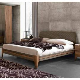 Кровать 160 Akademy Camelgroup с контейнером  основание с экокожей