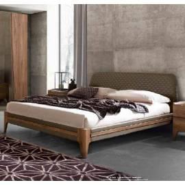 Кровать 180 Akademy Camelgroup с контейнером основание с экокожей