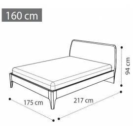 Кровать 160х200 Akademy Camelgroup