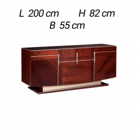 Буфет-прилавок 200 см Alf Group Bellagio KJBE610