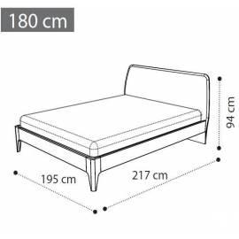 Кровать 180х200 Akademy Camelgroup