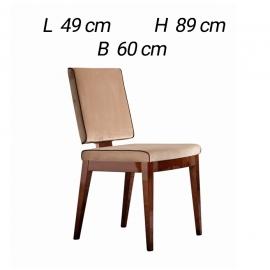 Пара стульев Alf Group Bellagio KJBE620