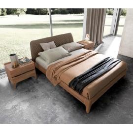 Кровать 160х200 Camelgroup Akademy мягкая спинка 153LET.05OT