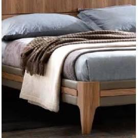 Кровать Fold 160х200 изножье экокожа коллекции Akademy Camelgroup