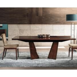 Стол обеденный 160(210)х95х77 Alf Group Bellagio раскладной PJBE0617