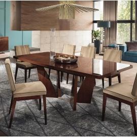Стол обеденный 160(210)х95 Alf Group Bellagio раскладной PJBE0617