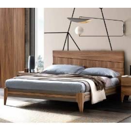 Кровать Fold 180 коллекции Akademy Camelgroup с контейнером, основание с экокожей