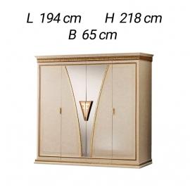 Шкаф 4-дверный Arredoclassic Fantasia