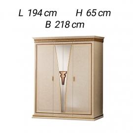 Шкаф 3-дверный Arredoclassic Fantasia