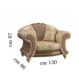 Кресло Arredoclassic Fantasia