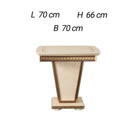Квадратный стол Arredoclassic Fantasia