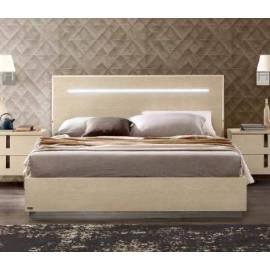 Кровать Legno 140 коллекции Ambra Camelgroup с контейнером 148LET.06AV