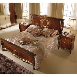 Кровать QS 160х200 Arredo Classic Donatello
