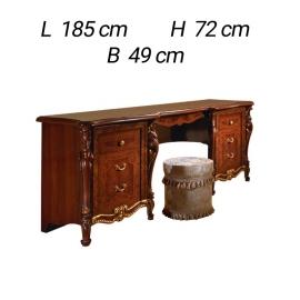 Туалетный стол с ящиками Arredo Classic Donatello