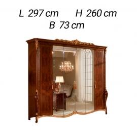 Шкаф 6-дверный Arredo Classic Donatello