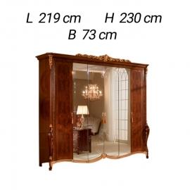 Шкаф 4-дверный Arredo Classic Donatello