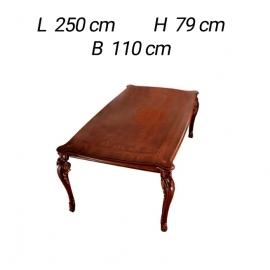 Стол раскладной с 1 вставкой 200/250 Arredo Classic Donatello
