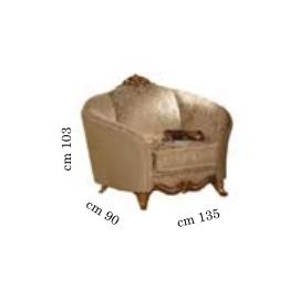 Кресло Arredo Classic Donatello