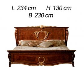 Кровать KS 200х200 Arredo Classic Donatello