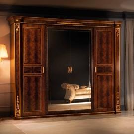 Шкаф 4-дверный Arredo Classic Modigliani