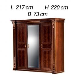 Шкаф 3-дверный Arredo Classic Modigliani