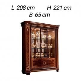 Витрина 3-дверная Arredo Classic Modigliani