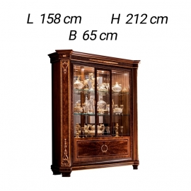 Витрина 2-дверная Arredo Classic Modigliani