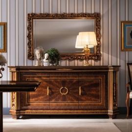 Буфет-прилавок 3-дверный Arredo Classic Modigliani