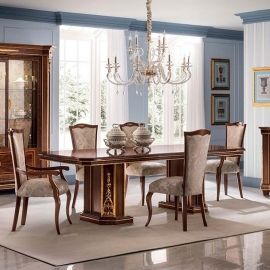 Стол обеденный 200/250х110 Arredo Classic Modigliani раскладной
