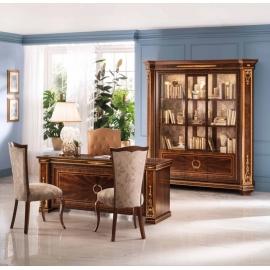 Библиотека 3-дверная Arredo Classic Modigliani