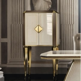 Витрина-бар 2-дверная Arredo Classic Adora Diamante