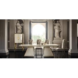 Стол обеденный 200/250/300х110 Arredo Classic Adora Diamante, раскладной
