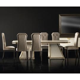 Стол обеденный 200/250х110 Arredo Classic Adora Diamante, раскладной