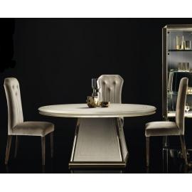 Стол обеденный круглый ø150 Arredo Classic Adora Diamante