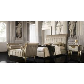 Кровать мягкая 180x200 Arredo Classic Adora Diamante