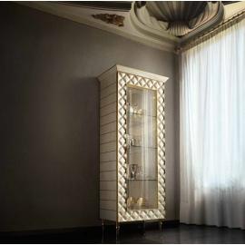 Витрина 1-дверная Arredo Classic Adora Sipario