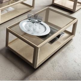 Столик кофейный 120х60 Camelgroup Elite Sabbia, прямоугольный