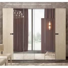 Шкаф 6 дверный Ambra Camelgroup с зеркалами
